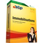 EBP Immobilisations Classic Open Line 2012 : faire l'administration de ses immobilisations