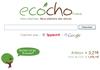 Ecocho : la recherche Web se conjugue avec réduction de CO2