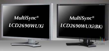 Ecran NEC MultiSync LCD2690WUX