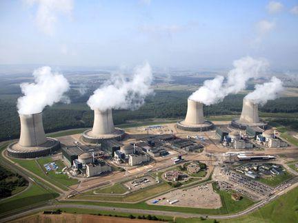 EDF nucléaire