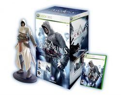 Edition collector xbox 360 assasin creed