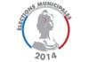 Municipales 2014 : consulter les résultats du 1er tour
