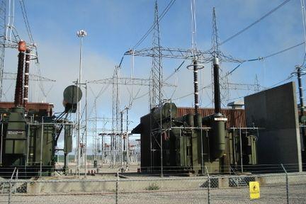 Electricite-centrale