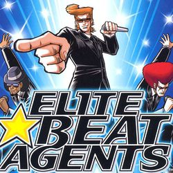 Elite Beat Agents   Pochette