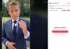 Emmanuel Macron sur TikTok pour féliciter les lauréats du Bac 2020