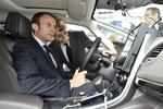 Emmanuel-Macron-vehicule-autonome