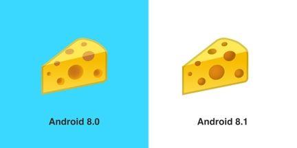 Emoji fromage