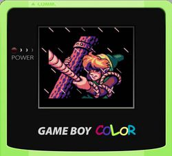 Emulateur GameBoy Color - 1