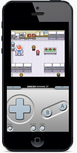 émulateur iOS Gameboy