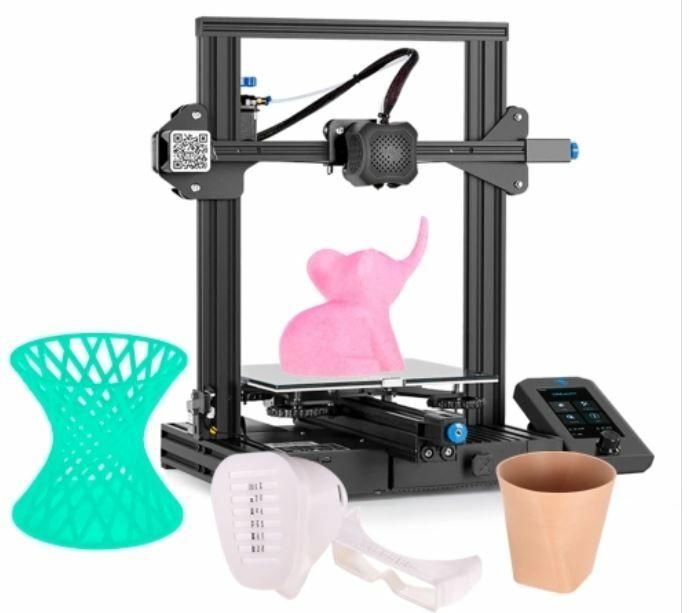 Les imprimantes 3D Ender-3 V2 et CR-6 SE en promotion, mais aussi le vélo électrique YADEA Y500