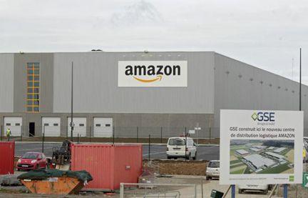 Entrepot Amazon