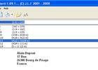 Enveloppes Editor screen1
