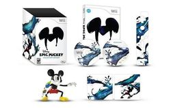 Epic Mickey - collector