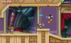 Epic Mickey Power of Illusion - 3