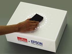 Epson murata chargeur wireless