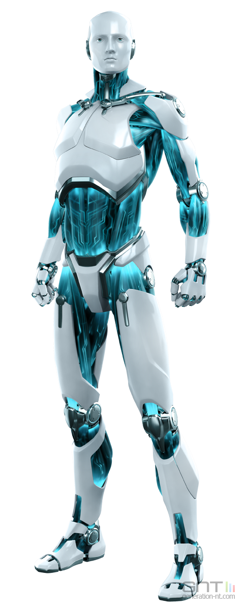 Eset Androide 5 Stands Left Profile