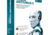 ESET NOD32 Antivirus 5 : une protection antivirus très efficace