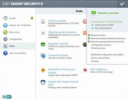 ESET Smart Security 6 screen1