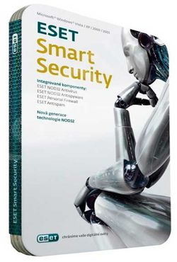 ESET Smart Security v5 logo
