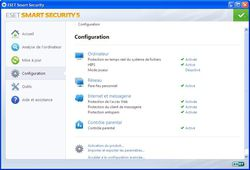 ESET Smart Security v5 screen 2