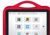 Family'TAB : tablette tactile à deux interfaces