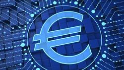 Euro numérique