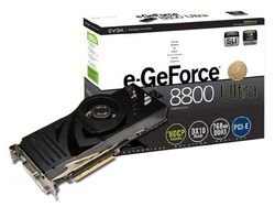 Evga geforce 8800 ultra