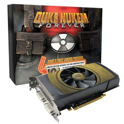 EVGA GeForce GTX 560 Duke Nukem Forever