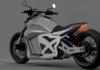 Lancement de la moto électrique Evoke 6061 Cruiser