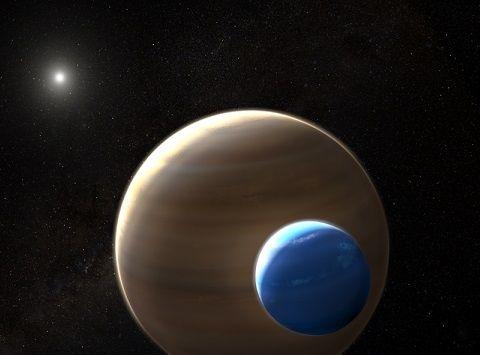 La Terre aurait finalement 3 lunes