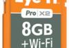 Eye-Fi Pro X2 : carte mémoire 8 Go avec Wi-Fi intégré