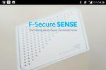 Test F-Secure Sense : une box pour sécuriser les objets connectés