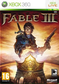 Fable 3 Collector - pochette