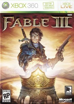 Fable III - Jaquette