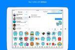 Facebok Messenger iPad