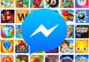 Facebook : toujours plus de jeux dans l'application Messenger
