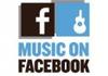 La musique est maintenant sur Facebook