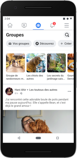 Facebook-onglet-groupes