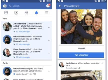 Facebook reconnaissance faciale