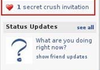 Facebook retire le widget malveillant Secret Crush