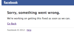 FacebookDown-GNT