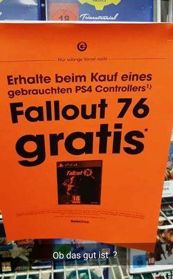 Fallout 76 gratuit 1
