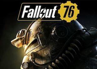 Fallout 76 - pochette