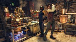 Fallout distillerie