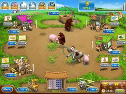 farm frenzy 2 Panique à la ferme screen 1