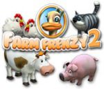 Farm Frenzy panique a la ferme logo