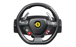 Ferrari 458 Italia Racing Wheel  (2)