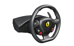 Ferrari 458 Italia Racing Wheel  (3)