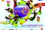 Festival du Jeu Vidéo 2010 - affiche