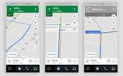 Feux circulation Google Maps